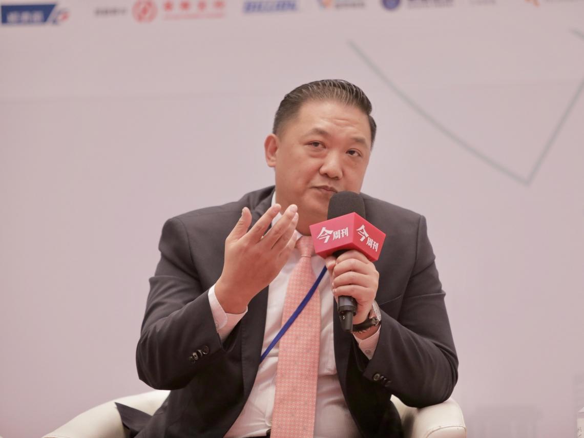 森崴總經理胡惠森:台灣再生能源人才不缺,缺的是經驗 期許政府放眼世界一起走長走遠