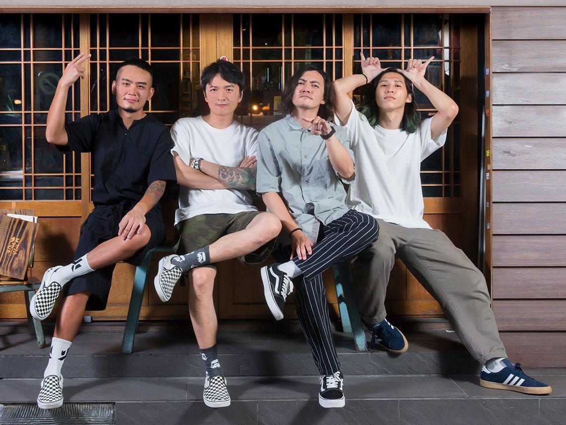 成軍20年獲金曲獎肯定!熬過沒代言、沒商演低潮 滅火器:在台灣自由自在做音樂是很驕傲的事