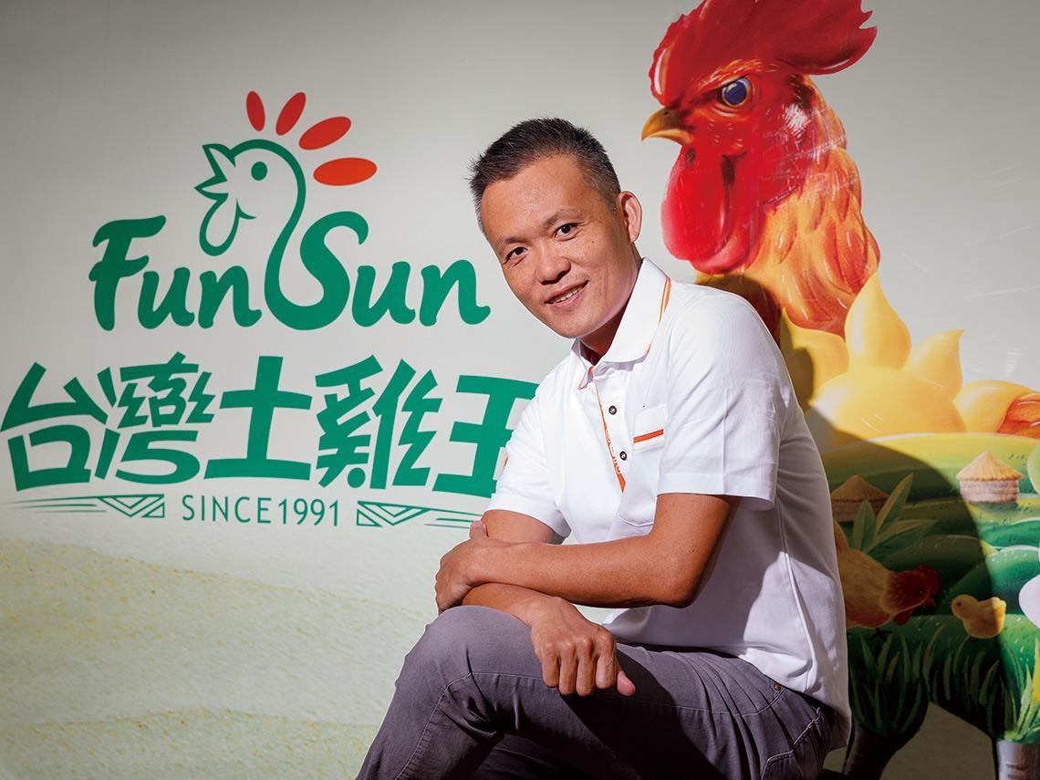 拚升級》凱馨聯手串燒大亨  打造土雞「一條龍王國」 一隻雞賣萬元  兩個台灣雞王亞洲進擊記