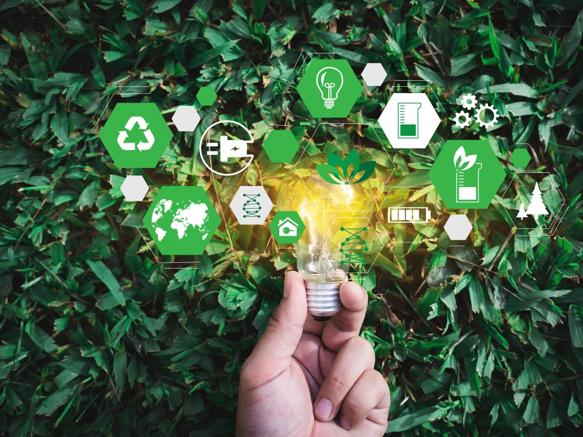 Apple、Google...誓言2050年全面碳中和!永續能源基金會董事長簡又新:正視永續代溝存在的危機