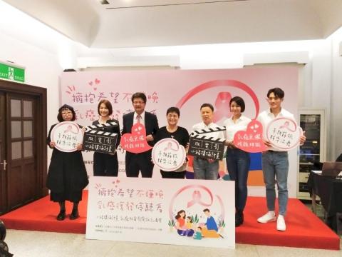 面對乳癌不要怕!導演王小棣走過風暴低潮,催生微電影《小豬撲滿計畫》撐病友家庭