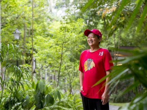 最簡單的抗老祕訣!走遍寶島、旅行世界 葉金川靠「登山」玩出快樂第二人生