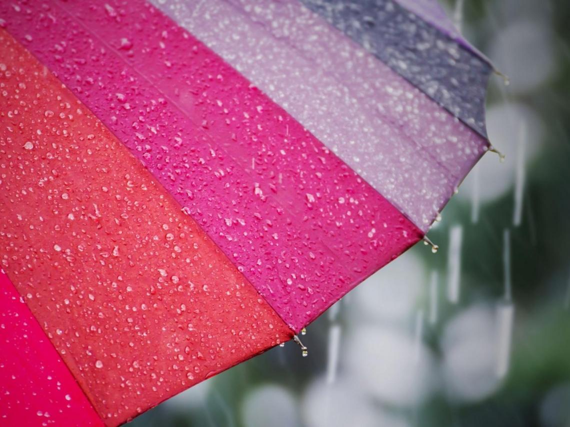 桃園以北未來一周陰雨濕涼!一張圖看懂天氣