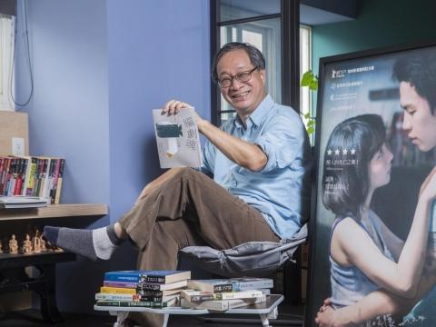 小野斜槓第二人生》是爺爺也是校長、是作家也是編劇 「我是個有機會就不放棄的人」