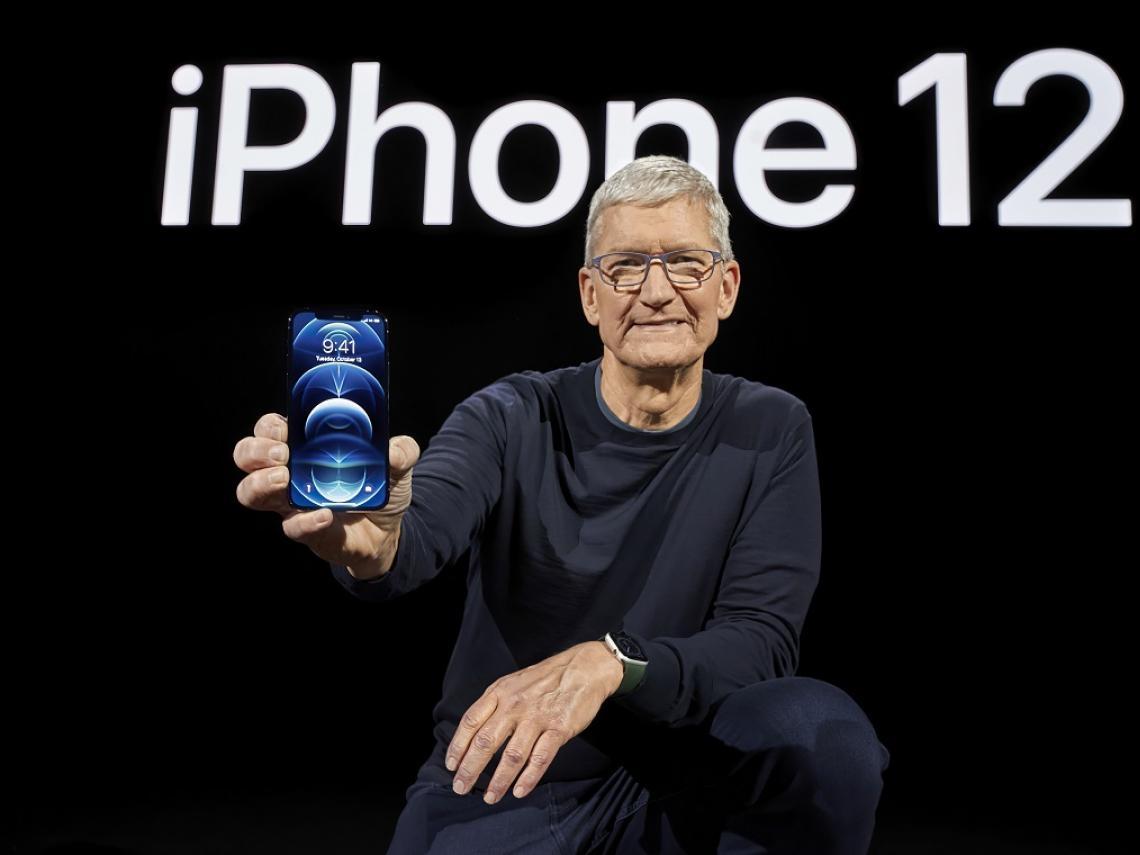 iPhone 12開賣隱含3大重要意義!蘋果長驅直入中國市場 這回要「手擒華為」