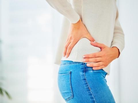 40後腰痛不斷復發、閃到腰,是背肌無力、脊椎提早老化!白雁教如何擺脫疼痛感