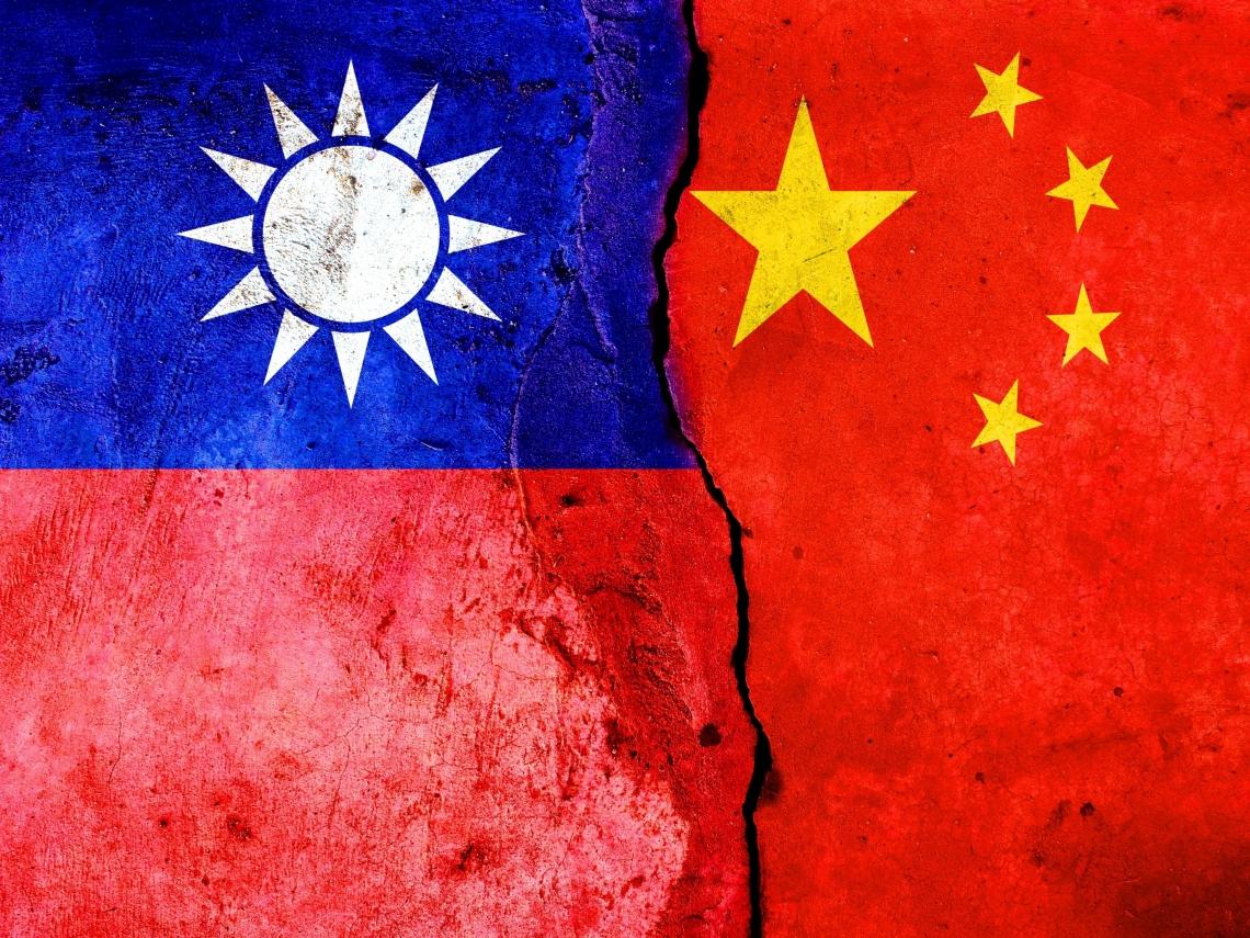 赤潮再度來襲:台灣國際地位之攻防戰