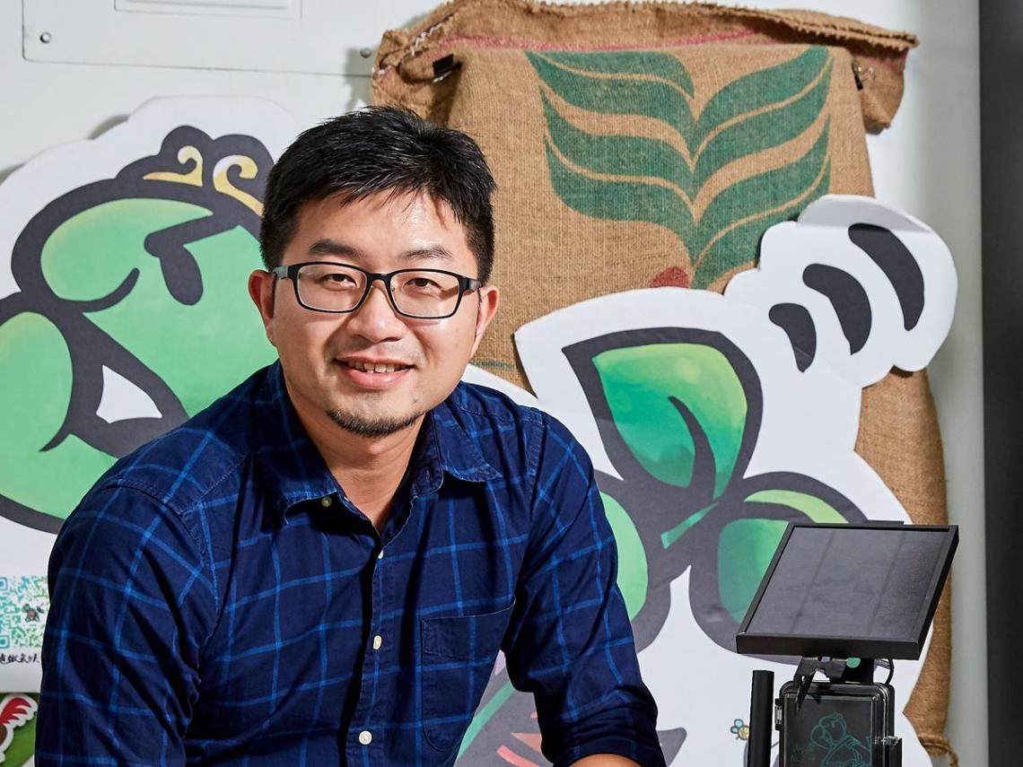 用科技掌握天公伯的心情 阿龜串聯農業專家開啟農業科技新革命