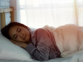 失眠睡不好,容易提早衰老、內分泌失調!白雁:睡前練這招,夜夜好眠
