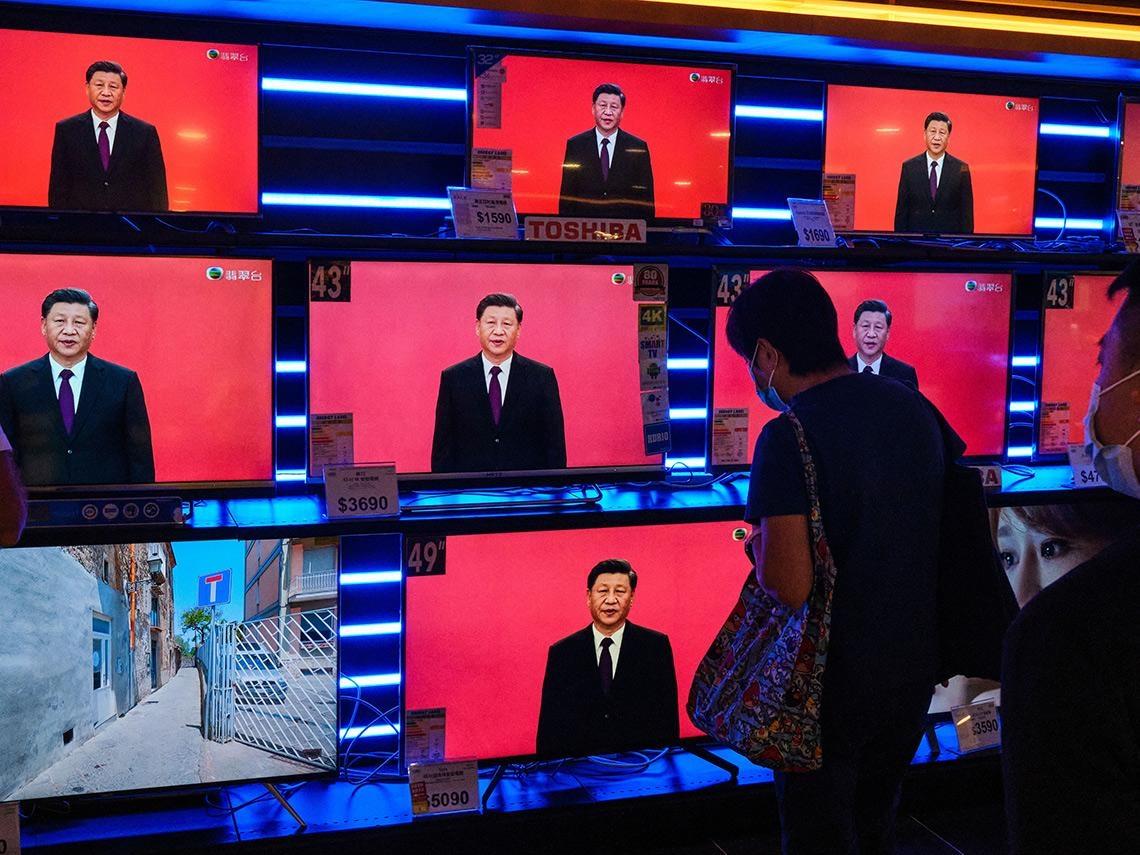 錯過這5年,美方恐無法力阻中國「挑戰其霸權」?你該知道的「十四五」規畫