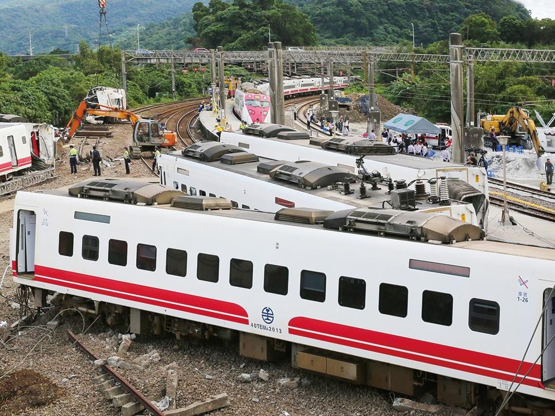 普悠瑪事故兩周年 台鐵三大問題仍未解