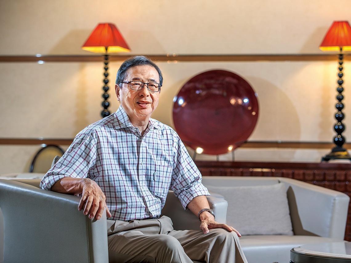 矽谷老將林建昌的5G新星 讓台積找上門