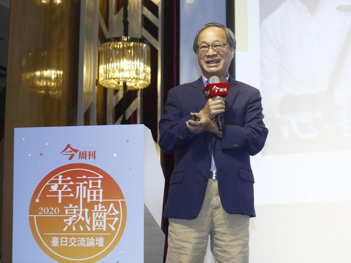 幸福熟齡論壇》不服老不信老!小野:人生真正精彩的事,在70歲後發生