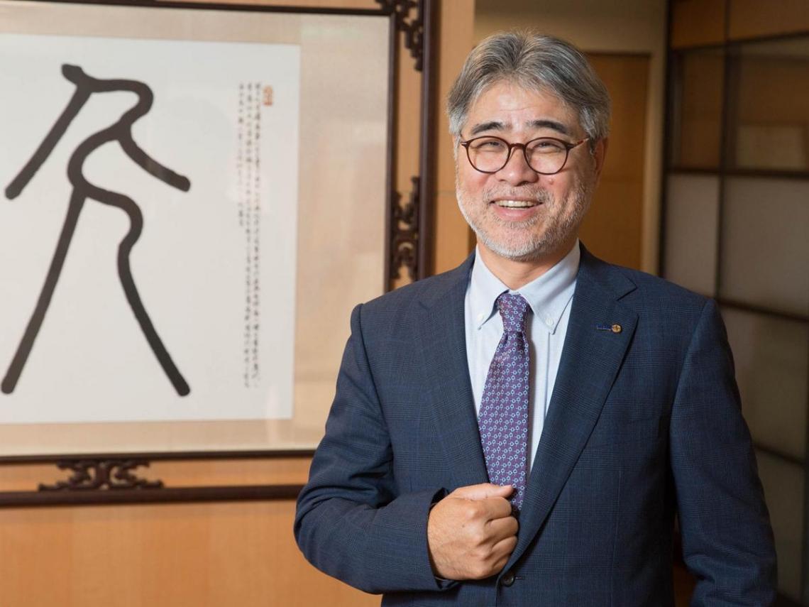 國際化洗車王斯巴克 省水99%、日本廁士都是他的IDEA
