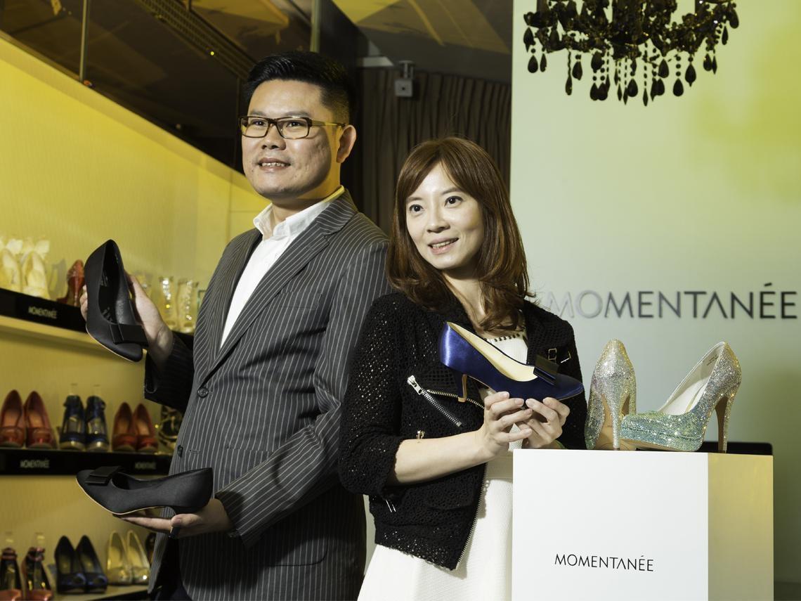 五二○禮賓鞋  來自這家台灣品牌