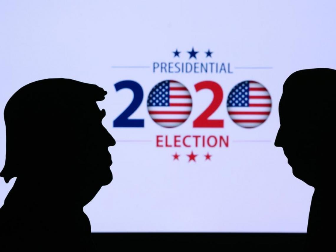 美國內戰以來最大憲政危機!范疇論「川普、拜登、習近平、台灣」4要素牽動美選