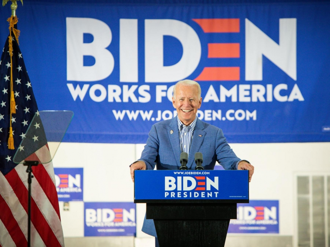 拜登狂拿7000萬票創紀錄 成美史上最高票總統候選人