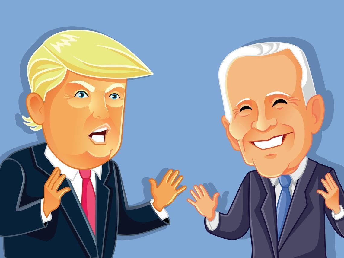 從美國人的角度看:為何「瘋子川普」一直以來最怕的對手就是「傻子拜登」