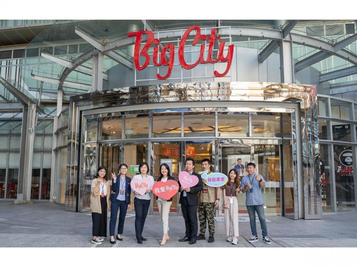 遠東巨城Eating 零距離,建構一座最有溫度與人性的智慧商城