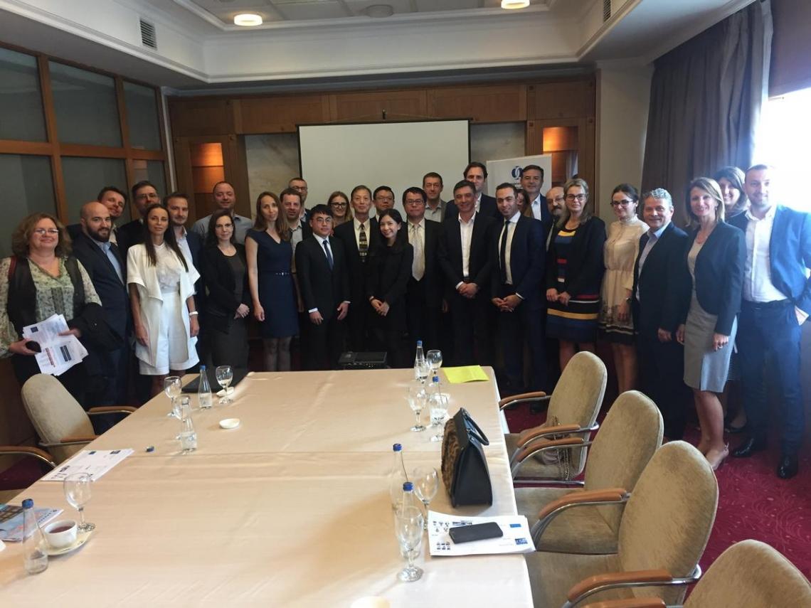 助東南歐中小企業提升投資人能見度 歐銀邀臺灣證交所技術合作