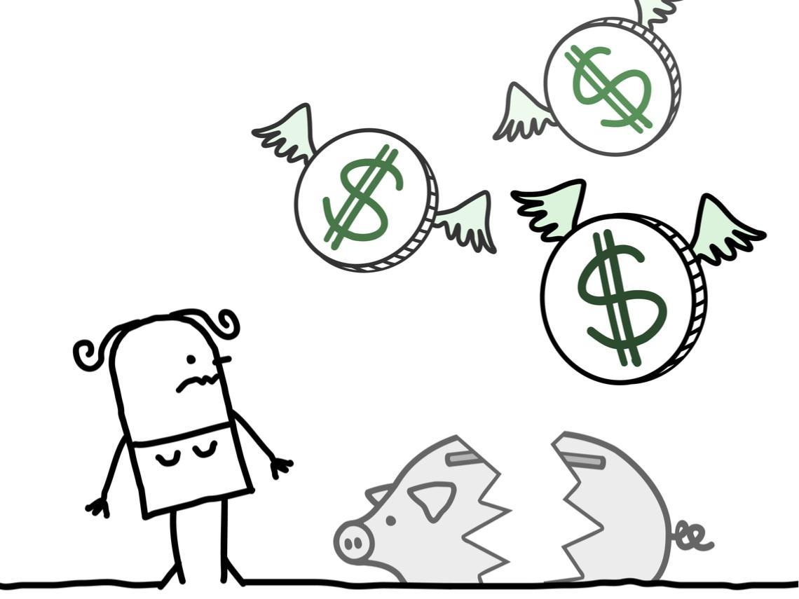 預測你會不會晚景淒涼:從25歲到80歲,如果只靠薪資,看看你一生最後能剩多少錢?