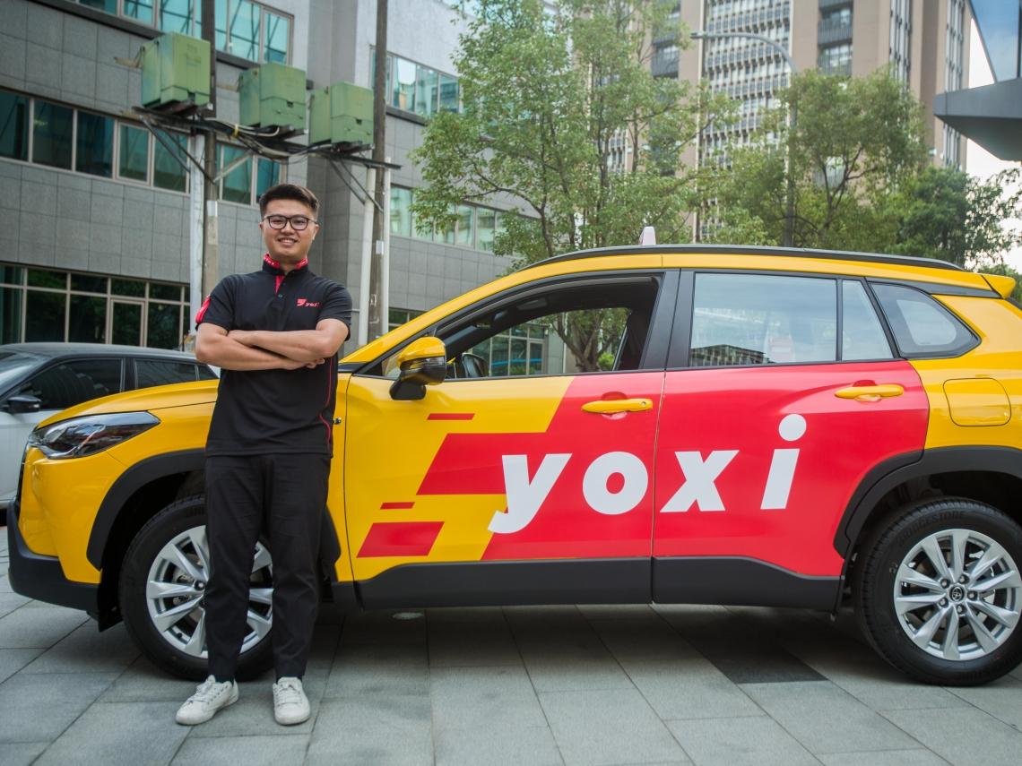 保證司機月領4.5萬!和泰計程車隊yoxi掀搶人大戰 能逆襲小黃市場?