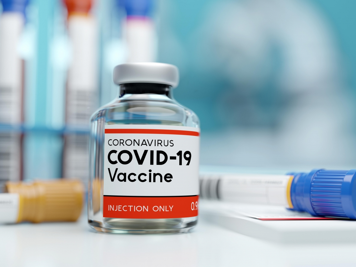 好消息!新冠疫苗採購有譜 台灣明年中開打