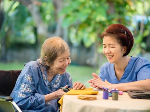 全家一起陪伴長輩對抗、面對、接受失智症!4行動破除恐懼,是多麼美好的生命體驗