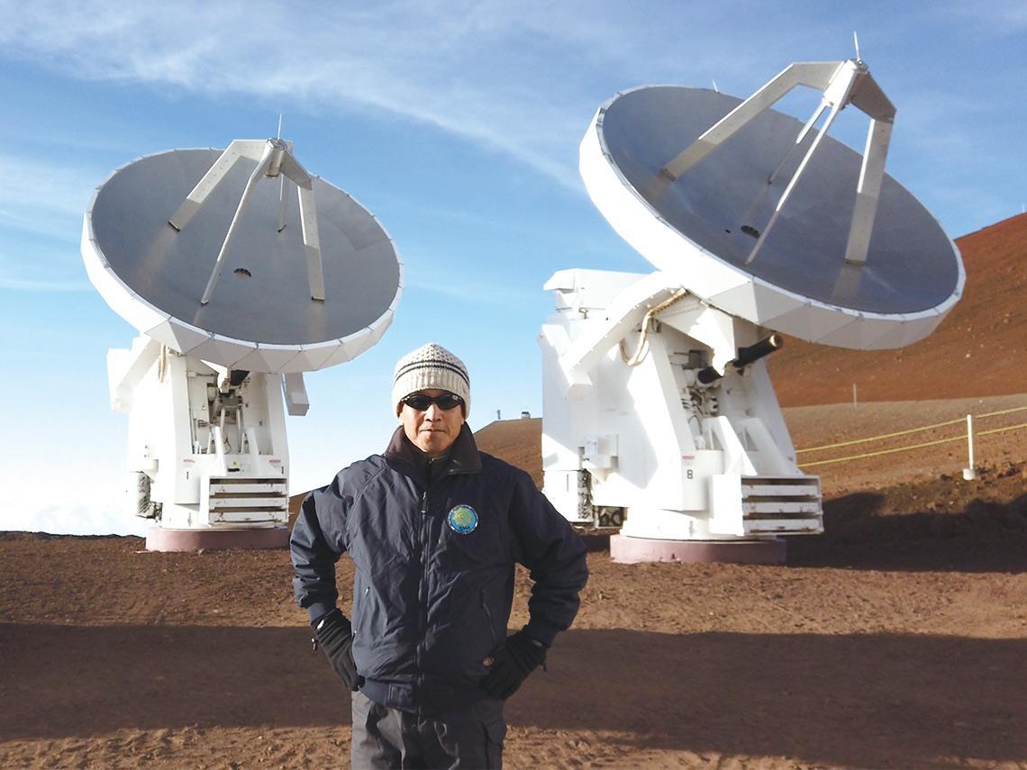 遠征極地、沙漠天文觀測...人類首張黑洞影像影像背後功臣 台灣造出「望向宇宙之眼」