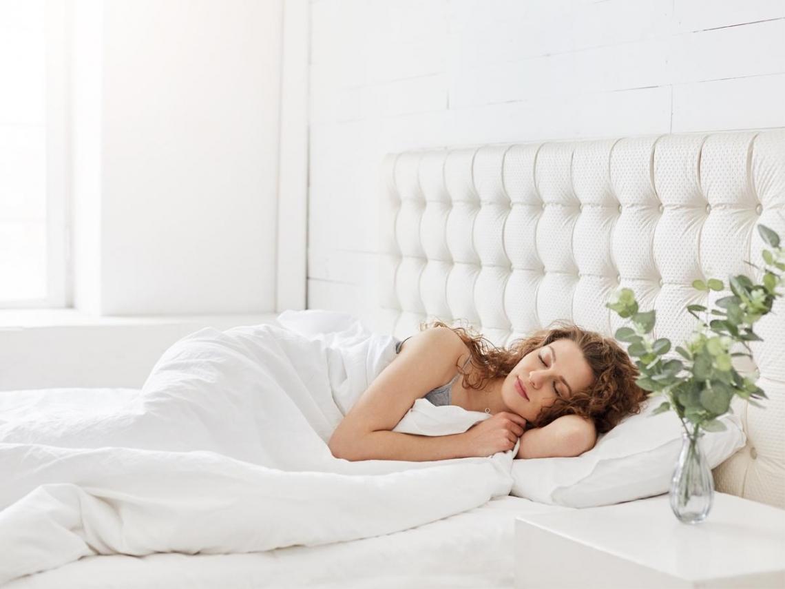 醫師:四成民眾有睡眠問題 拒絕藥物一覺好眠靠這招?