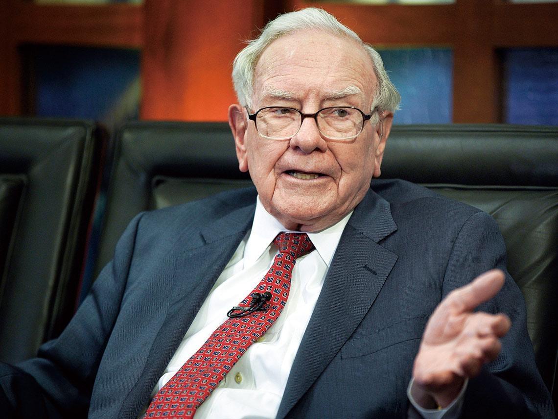 股神巴菲特啟動「經濟解封投資模式」