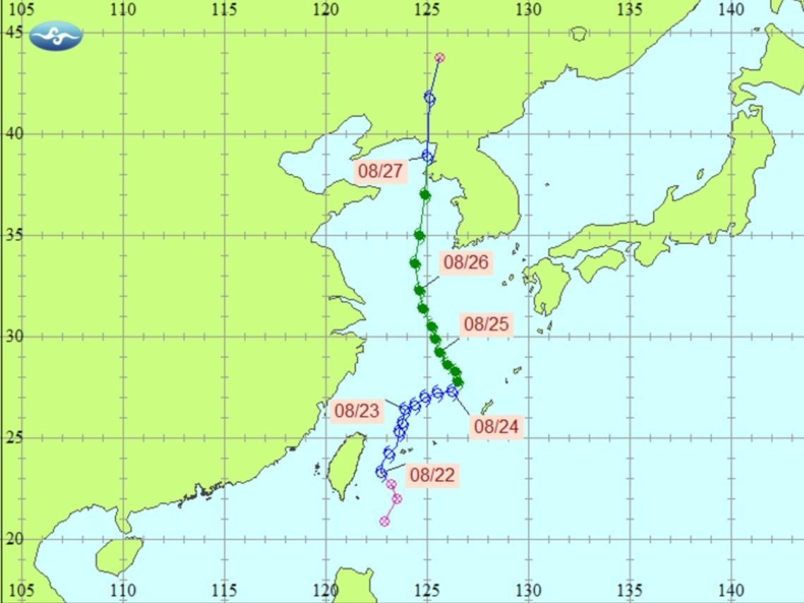 台灣真有金鐘罩?氣象專家解密:為什麼2020年沒有一個颱風登陸台灣