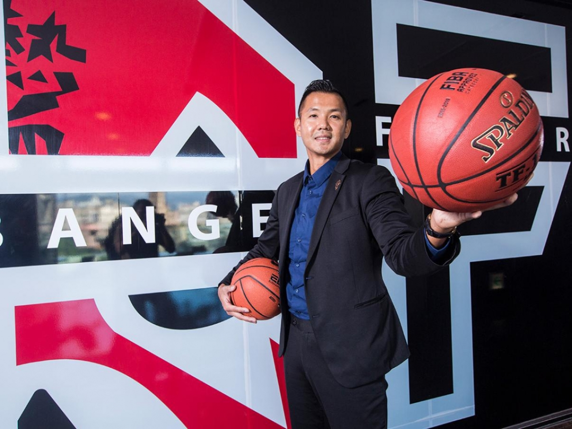 台灣籃球歷經20年黑暗期…無畏95%看衰 陳建州讓3.8萬人掏錢看「新職籃」熱身賽