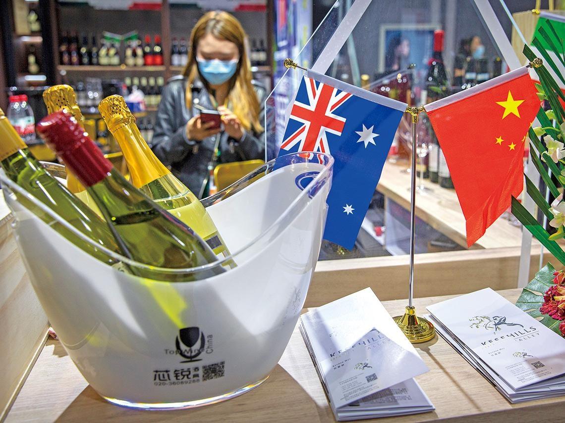 北京出重手狠用貿易戰懲罰澳洲 羅列澳洲三大罪證
