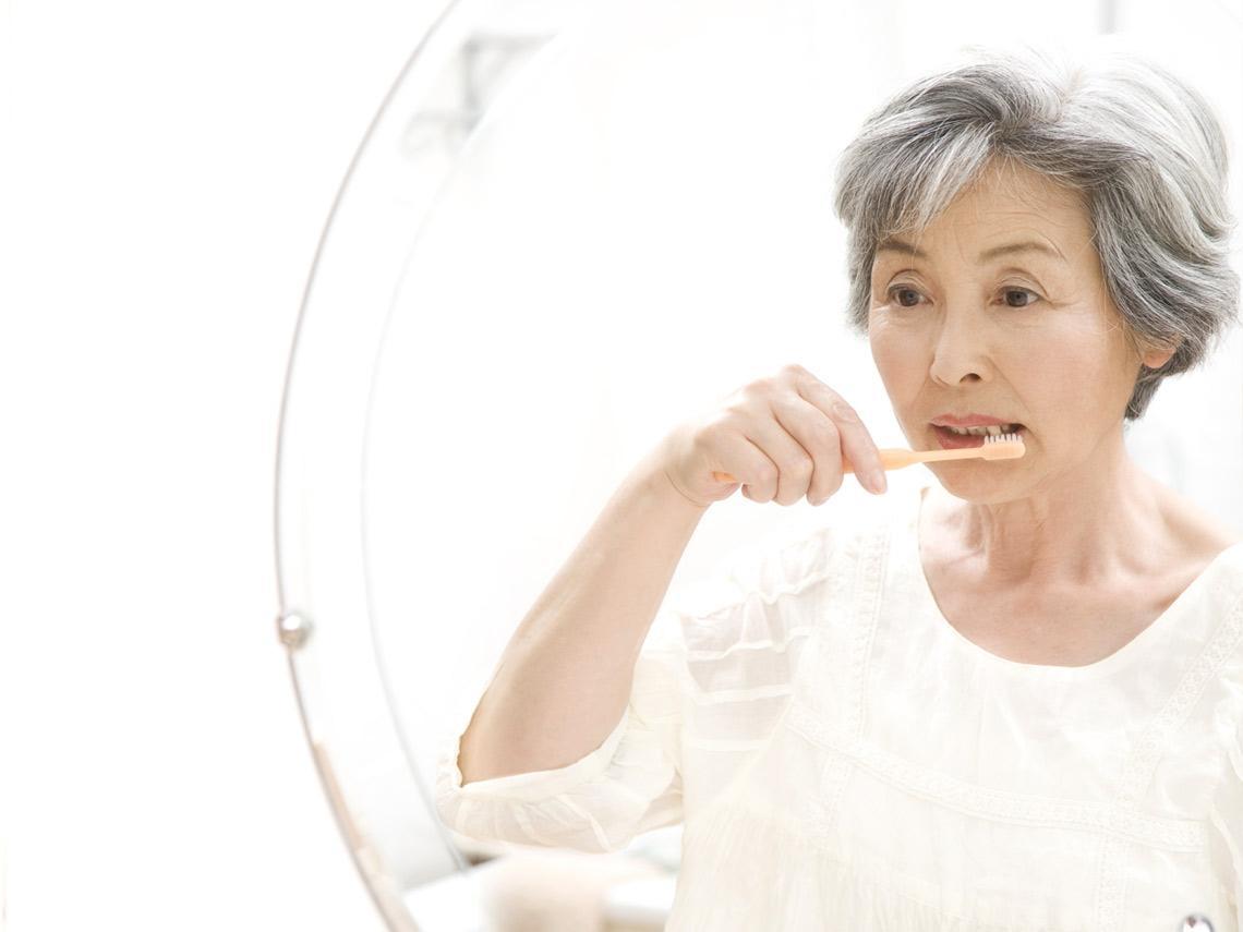 正確潔牙、塗氟 長輩從「齒」健康