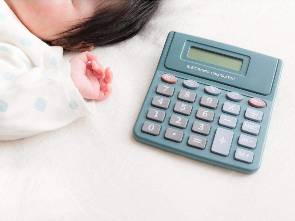 在台北養1個小孩要花多少錢?光日托就1.8萬!理財達人用4口之家開銷列給你看...算完都快哭了
