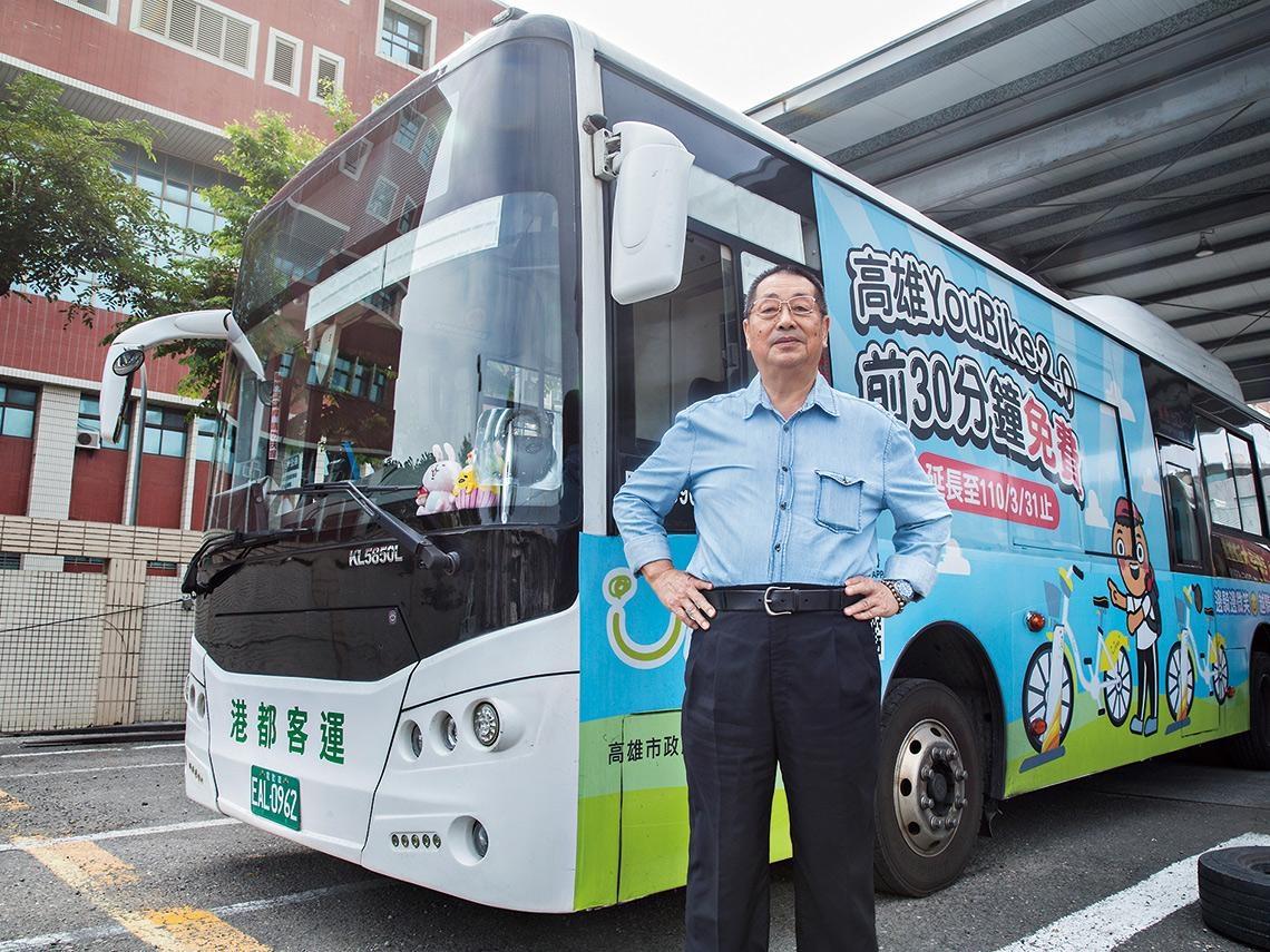 公車、客運電動化 還須面對的三道難題