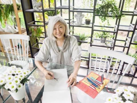 77歲學作畫,她在紐約辦個展!4例子啟示:生命每時期都年輕,永遠沒有最晚的開始