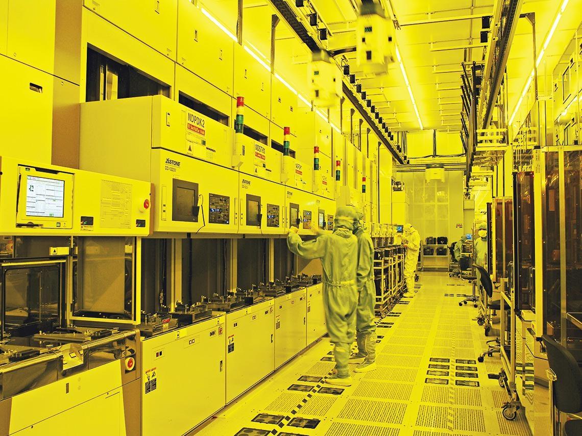 半導體產業最關鍵拼圖 台廠「綠循環」商機崛起