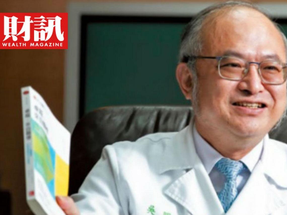 專訪台大醫院院長》吳明賢談醫院獲利:每次人家在說醫院賺多少,我都不是很愉快!