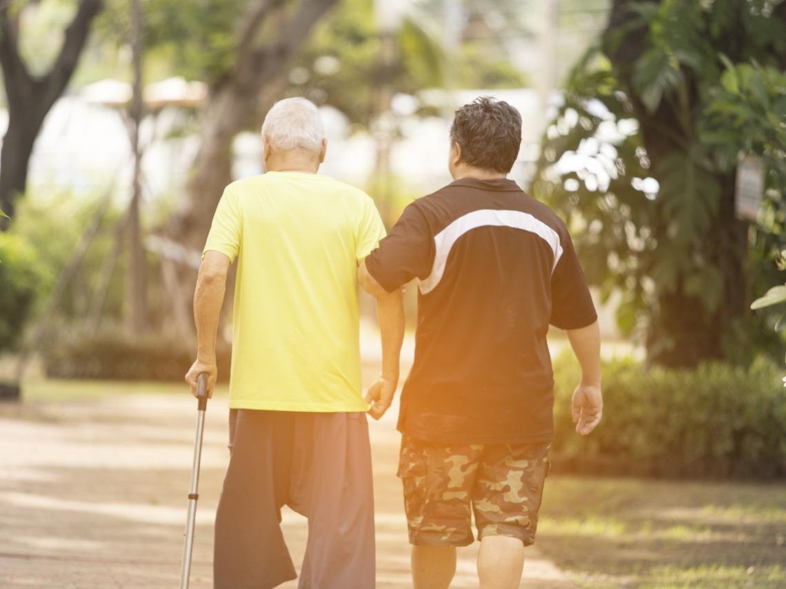 生命不能逆轉,珍惜與父母的每次約會 不變的探望日常,其實都是得來不易的幸福