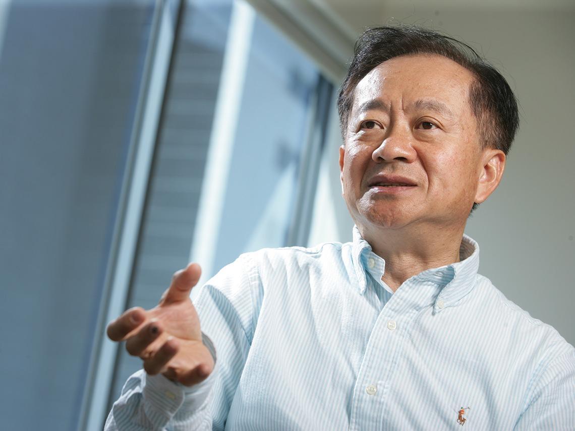 台灣麻煩了? 他為張忠謀打下這10年霸業根基 如今將成中國半導體龍頭二當家!