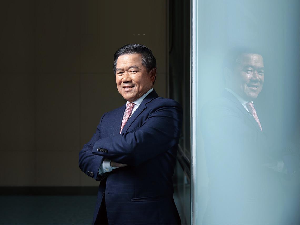 佳世達董事長》帶領60家企業並肩前行 陳其宏