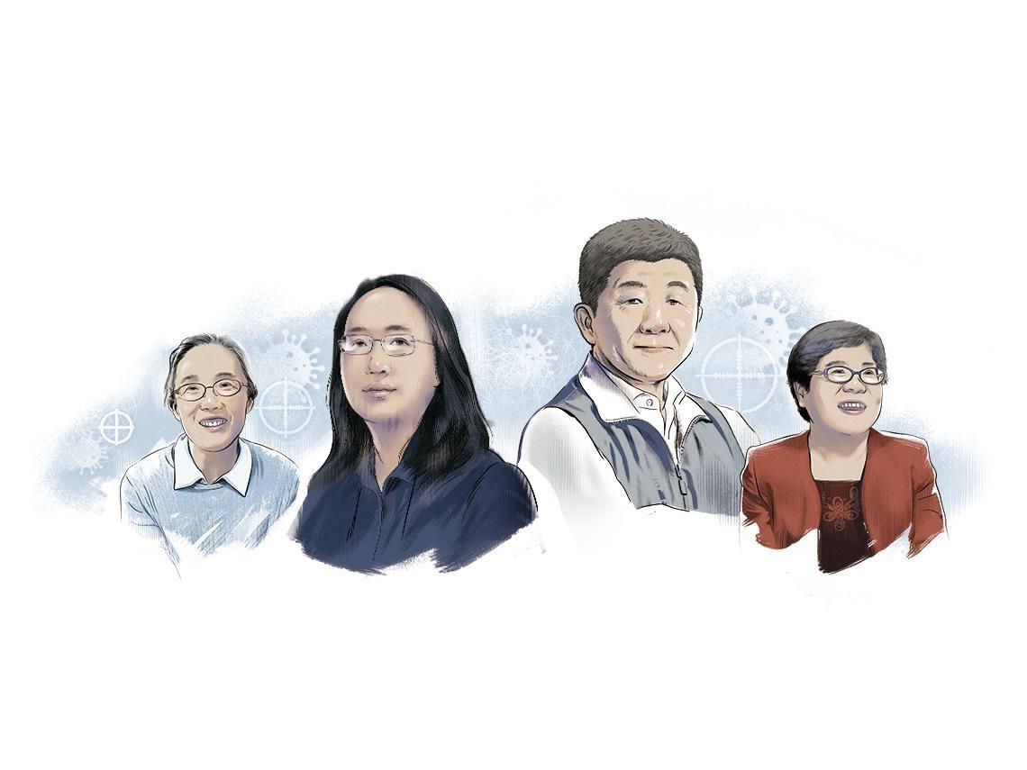 台灣醫護》陳時中率各路英雄對抗病毒 疫情守護者