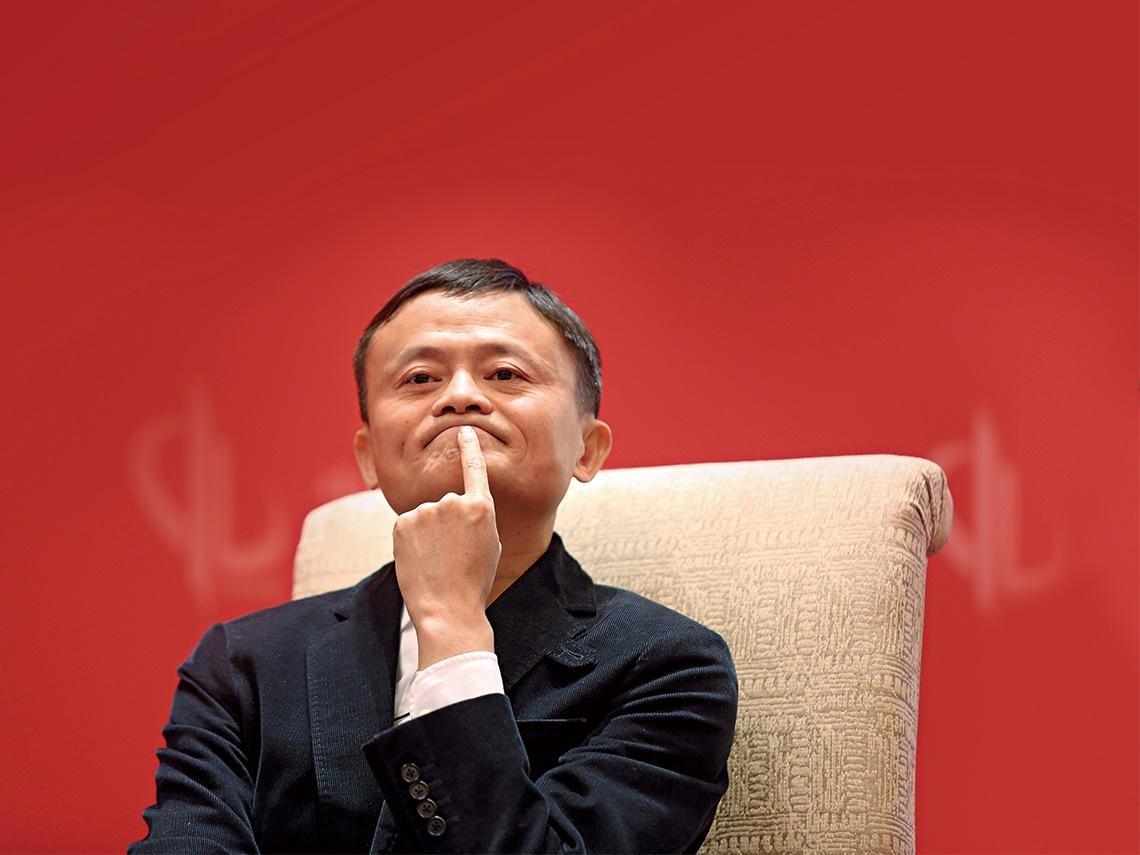 螞蟻集團創辦人》踩到北京地雷的金融酷斯拉 馬雲