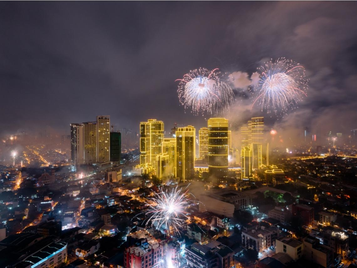 迎接2021年》新年第1天不能花任何一毛錢!南漂作家的7個菲律賓「跨年習俗」在地觀察