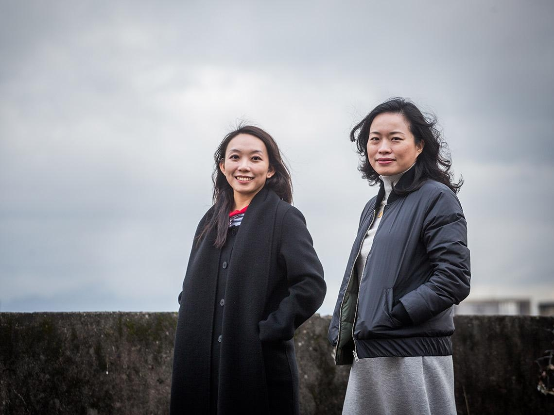 從鄉民到戰友!《孤味》製片人劉宛玲、陳郁佳 靠吵架吵出破億國片