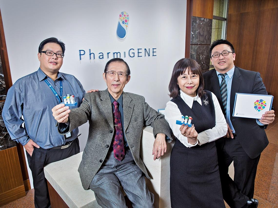 藥物基因檢測先鋒》上百專利在手  世基生醫登興櫃 終結吃藥過敏、化療副作用  一家燒錢公司變藥害守護神