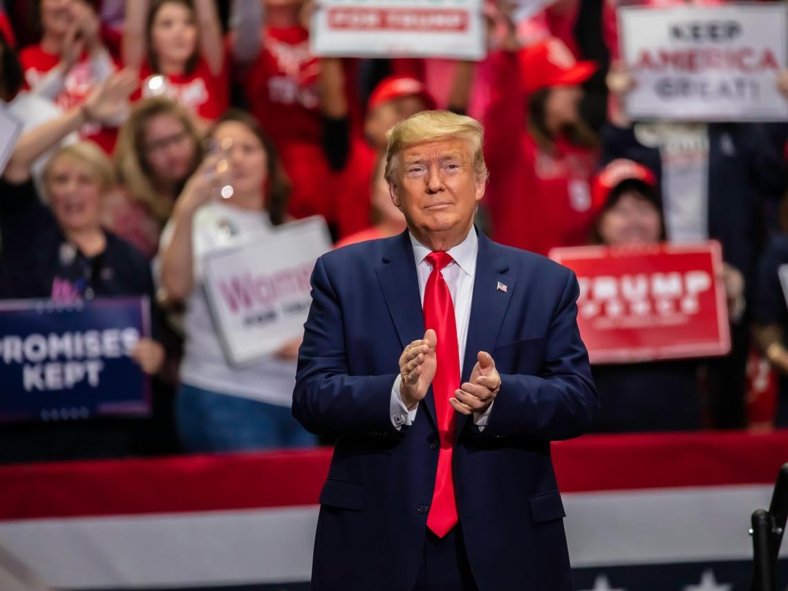 失控的美國!鋼鐵川粉暴動、川普「狂譙選舉不公」 遭臉書刪片、推特封鎖