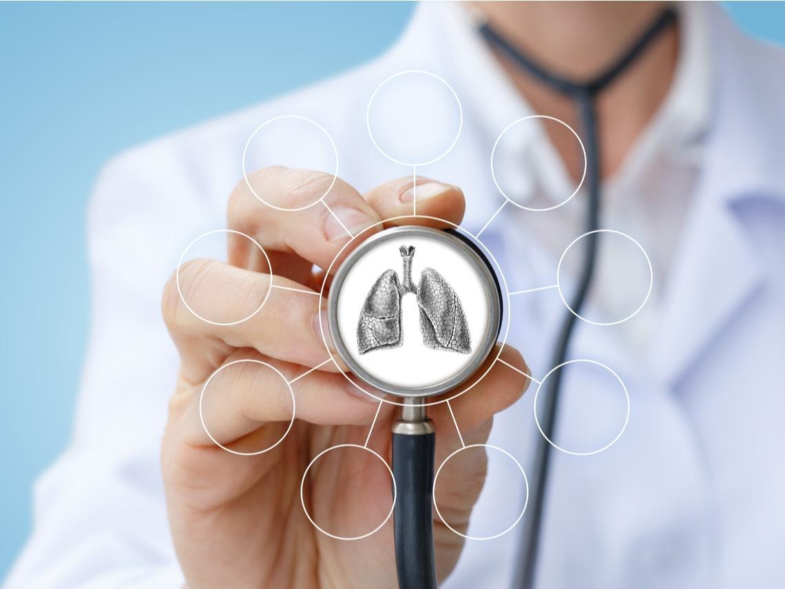 55歲後肺癌發生率大增!要早5-10年揪肺腺癌病灶、結節,LDCT比X光有用
